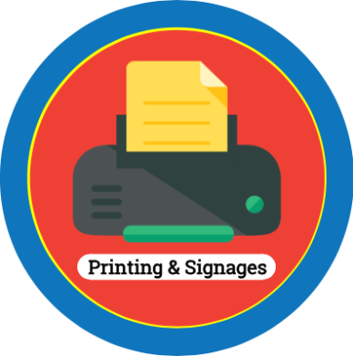 Printing & Signage Solution
