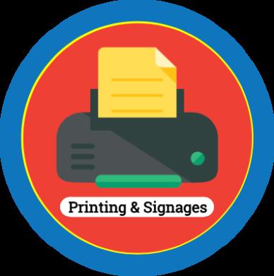 Printing & Signage Solution